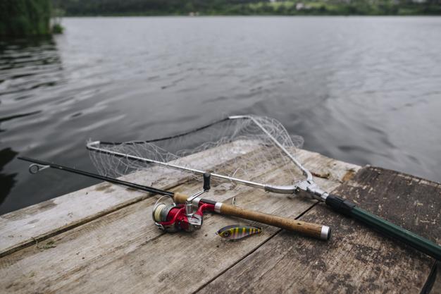 Få fat i et godt fangstnet til fiskeri