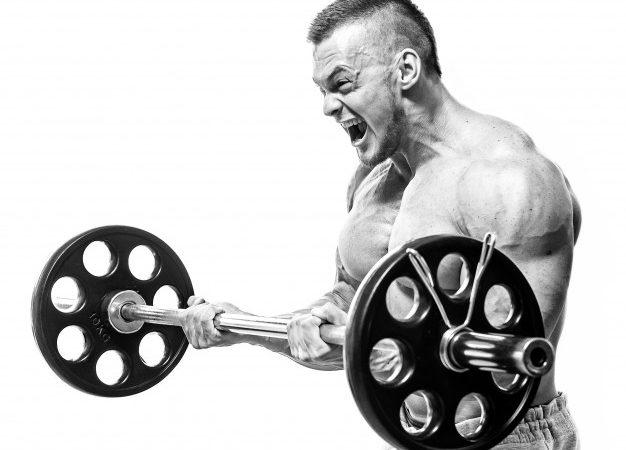 Træning i hjemmet med bumber plates