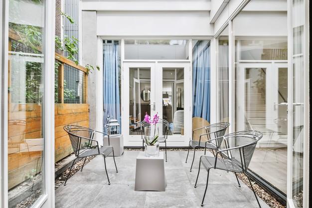 Disse fordele er der ved at have en dobbelt terrassedør